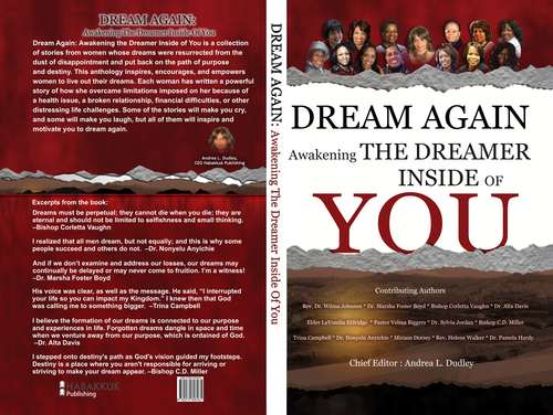 Product picture Dream Again: Awakening the Dreamer Inside of YOU